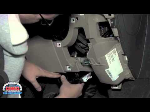 OBD Blocker NEW Ford Transit installation