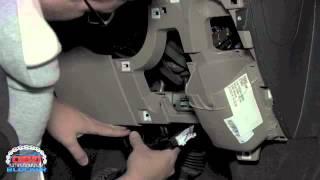 OBD Blocker Nissan installation - Видео с YouTube на