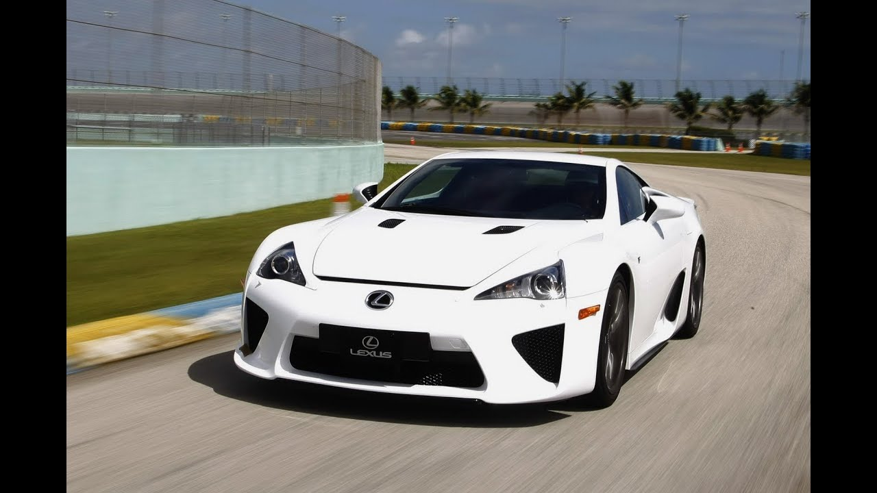 best cars ever 2015 lexus lfa sporty exterior and interior review and test drive youtube. Black Bedroom Furniture Sets. Home Design Ideas