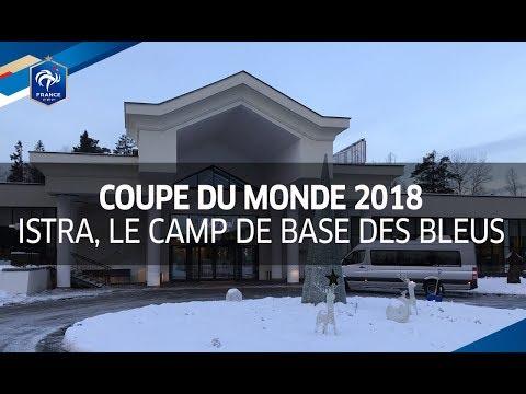 Equipe de France, Coupe du Monde 2018: le camp de base des Bleus I FFF 2017