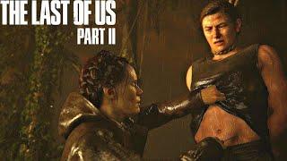 The Last of Us Part II (#10) : ABBY CHYCENA ZJIZVENCI ! ...DRCENÍ RUKOU, SEKANÍ A JINÁ ZVĚRSTVA