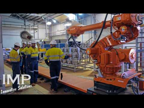 Automated Robotic Port Laboratory in the Pilbara