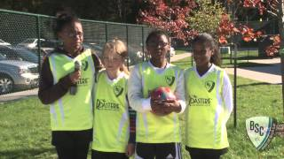 Brookside Soccer Club Sponsorship Video for the FootGolf Tournament.