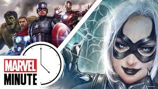 Pre-Order Marvel's Avengers!   Marvel Minute