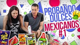 MEXICAN CANDY CHALLENGE - RETO DULCES MEXICANOS
