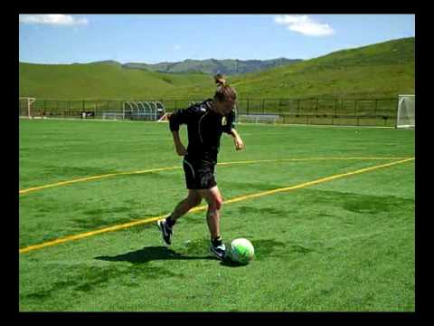 Amazing soccer ball control tips