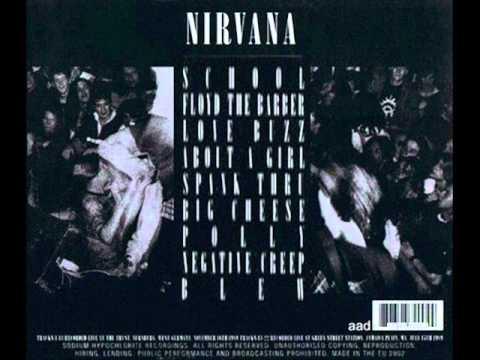 Nirvana - Green Street Station, Jamaica Plain, MA - 15/07/1989 Full Show