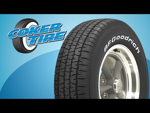 BF Goodrich Radial T/A Tires