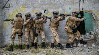 Женский спецназ Турции готов к борьбе с терроризмом