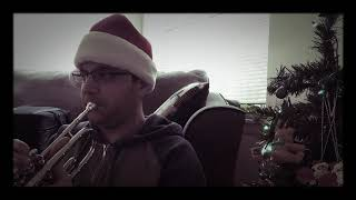 Day 20  (What child is this): Twenty Five Days of Christmas Trumpet
