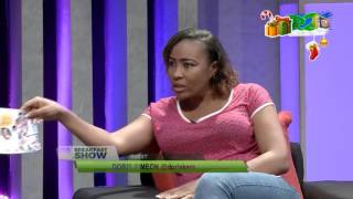 Actress Doris Simeon talks about her NGO on #R2TVBreakfastShow