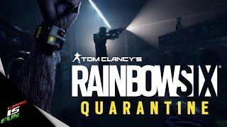 Új Rainbow Six játék érkezik! - Rainbow Six: Quarantine