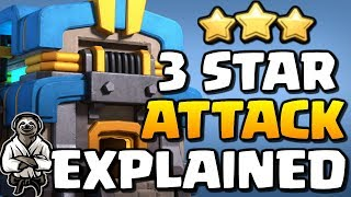 TH12 LavaLoon 3 Star EXPLAINED | Judo Sloth 3 Star Attack Strategy | Clash of Clans