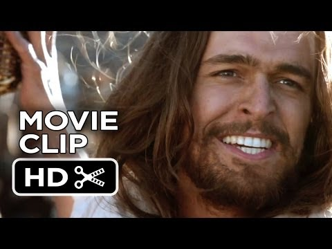 Son of God Movie CLIP - Jesus Feeds (2014) - Jesus Movie HD