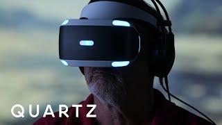 الواقع الافتراضي ، أخبار وهمية و المستقبل من الواقع