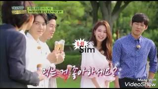 """""""Você namoraria um cara tailandês?"""" Bambam(Got7) and Jei (FIESTAR) [legendado - PT-BR]"""