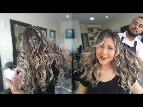 Técnica Hair Contour  Raphael Lima