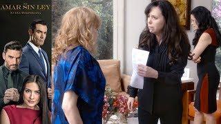 Por Amar Sin Ley 2 - Capítulo 42: Paula a punto de perder su casa - Televisa