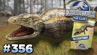 The Indoraptor Hybrid Tournament?!? | Jurassic World - The Game - Ep356 HD