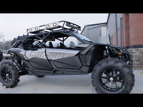 2018 CANAM MAVERICK X3 XRS MAX!! NEW SIDE BY SIDE?!