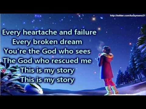 Britt Nicole - All This Time (Lyrics On Screen Video HD) New Christian Music Pop 2012