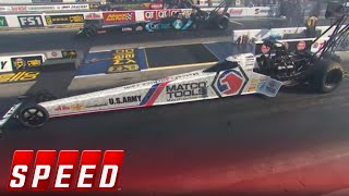 Qualifying highlights from the 4-Wide Nationals in Charlotte | 2018 NHRA DRAG RACING