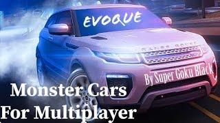 Asphalt 8: Monster Cars For Multiplayer   Range Rover Evoque King
