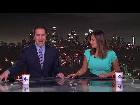 NBC LA Golden Globe Coverage with Jacqueline Piotaz