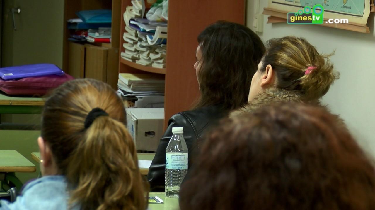 La inteligencia emocional, eje de la Escuela de Padres y Madres de Gines del 7 al 9 de febrero
