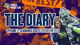 CenturyLink Field is loud at Seahawks games