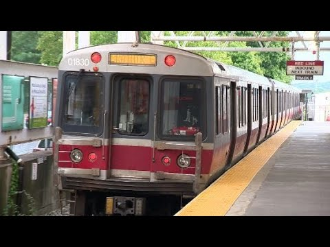 MBTA to begin series of weekend closures on Red Line