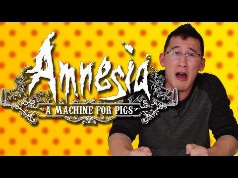 Amnesia: AMFP - Hot Pepper Game Review feat. Markiplier