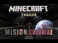 "Minecraft - Trailer ""Mision Coloniae"" - Mapa de Aventuras [1.8.8]"