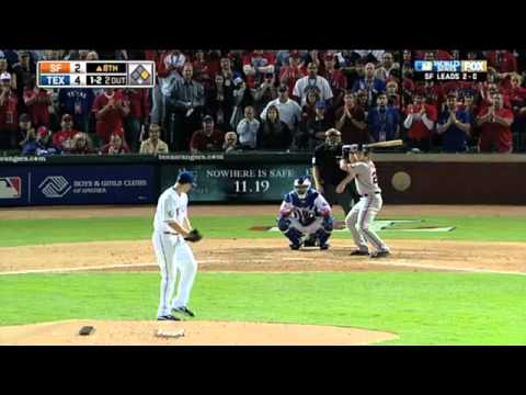 2010/10/30 O'Day shuts down Posey