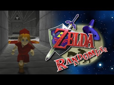 Ocarina of Time Randomizer Highlights [All Random Settings | First Run]