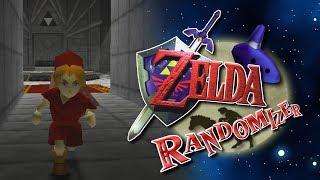 Ocarina of Time Randomizer Highlights [All Random Settings | First Run]