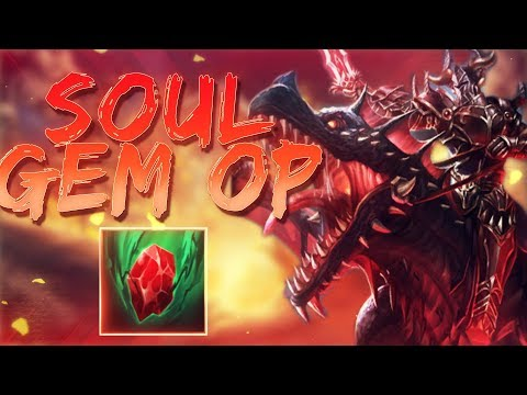 Ao Kuang: NEW SOUL GEM IS SICK. MY TEAM IS NOT. - Smite