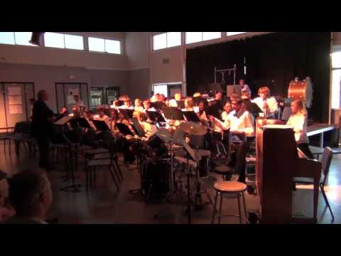 Rincon Valley Middle School Band Spring Concert 2013 (3 of 7)