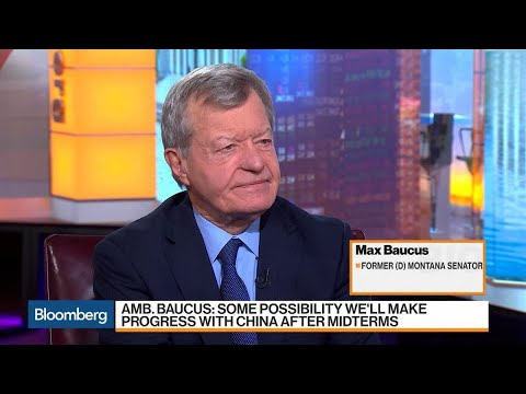 Ex-Amb. Baucus Says Trump Is the Problem on U.S.-China Policy