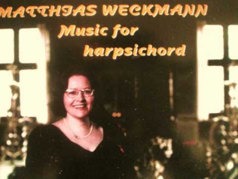 M. Weckmann suite in G-minor