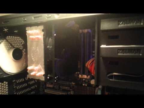 AMD FX-8350 Stock Fan noise vs Cooler Master Hyper 212 EVO