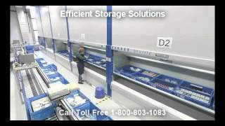 Space Saving Automated Storage for Tool Cribs & Production Line Productivity Thumbnail