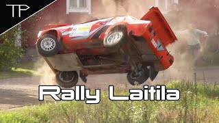 Oili Jalonen Ralli 2021 - Showing the lines