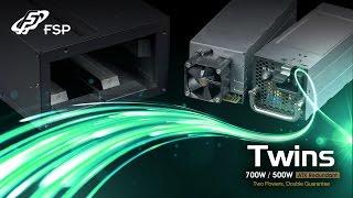 Download Video FSP Twins series ATX redundant digital power supply MP3 3GP MP4