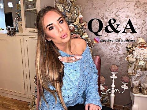 MOJ PRVI VIDEO | Q&A