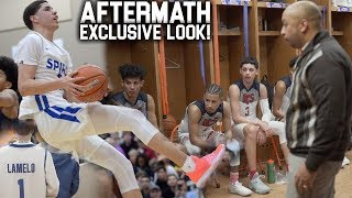 What Happened AFTER LaMelo Ball VS Julian Newman!! The AFTERMATH Of MOST HYPED HS Game In History!!