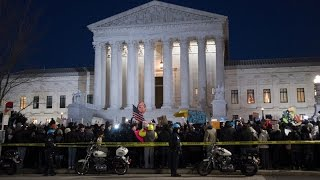 Why the Supreme Court's Approval Rating Is Sliding