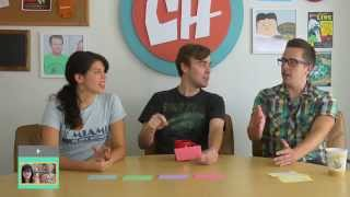 Bras, Smoking Gandmas, and Pee Balloons - CollegeHumor Comment Show
