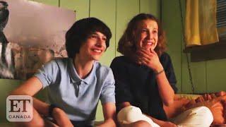 'Stranger Things' Bloopers, Season 4 Title Revealed