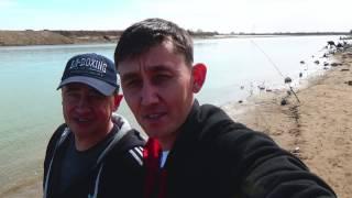 рыбалка в кызылорде айтек 2016 блесна жерех